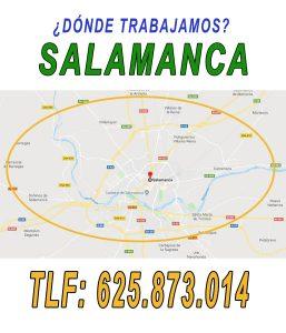 estamos en Salamanca